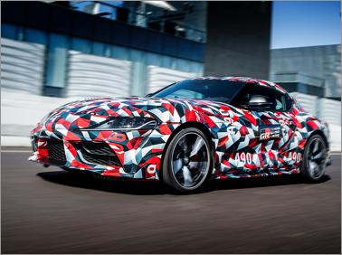 b51527fa617 ... ülitäpse otsepritsesüsteemiga ja muudetava klapiajastusega sujuvat  võimsust ning kiiret reageerimist. Selle tulemusena sööstab Toyota Supra  100 km/h-ni ...