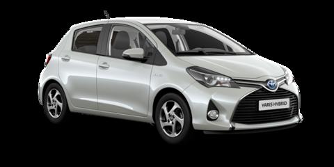 Yaris Hybrid 5d Hatchback 1.5 HSD Active Plus e-CVT