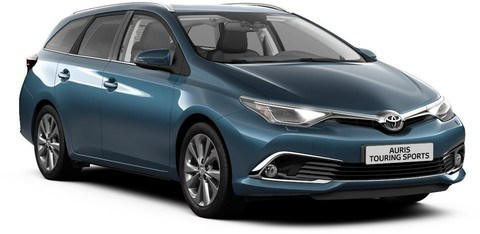 Auris Touring Sports, 1.8 1.8 VVT-i Hybrid Synergy Drive, 100 kw, automaat, ACTIVE STYLE