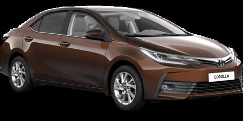 Corolla Sedan 1.6 Valvematic Active Plus Multidrive S