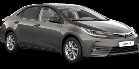 Corolla Sedan 1.6 Valvematic Active Plus M/T