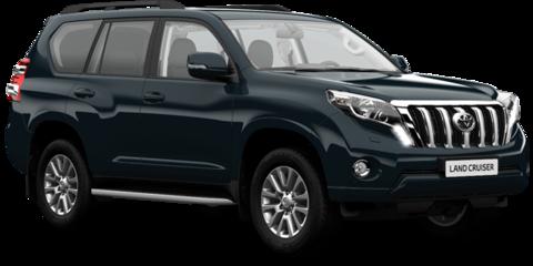 Land Cruiser SUV 2.8 D-4D Executive 4WD A/T