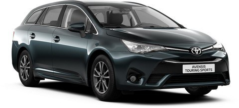 Avensis, 1.8, 108 kw, manuaal, ACTIVE
