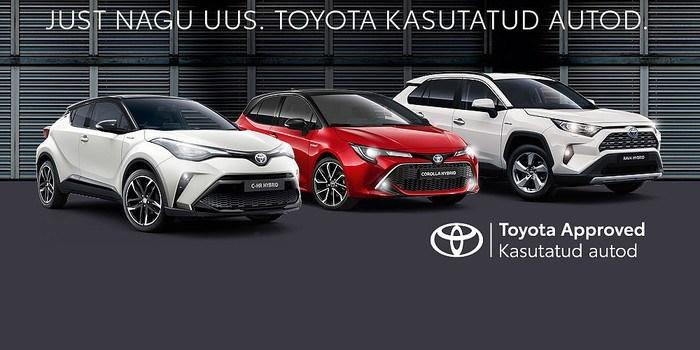Kasutatud autode pakkumised