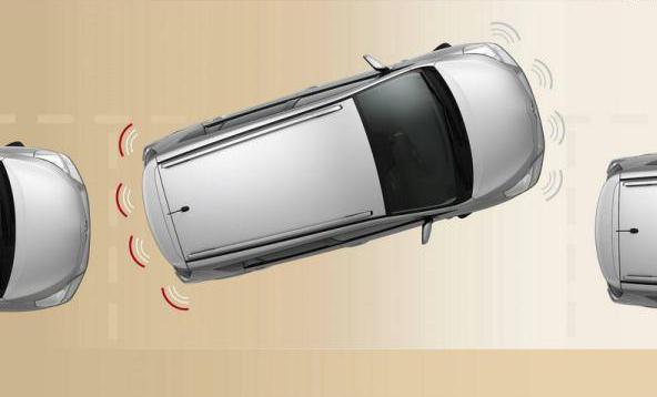 Toyota originaal parkimisandurid