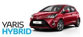 Toyota Yaris kampaaniapakkumine