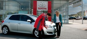 Toyota tehnilise seisukorra kontroll