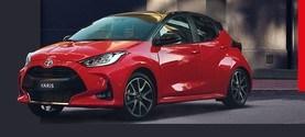 Новый Toyota Yaris Hybrid. Только вперед.