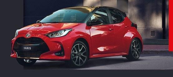 Новый Toyota Yaris. Только вперед.
