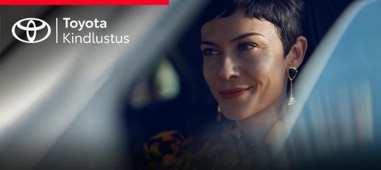 Tasuta Toyota kaskokindlustus kolmeks kuuks!*