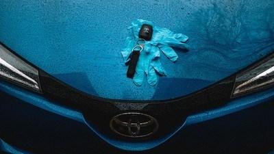 Toyota помогает помощникам